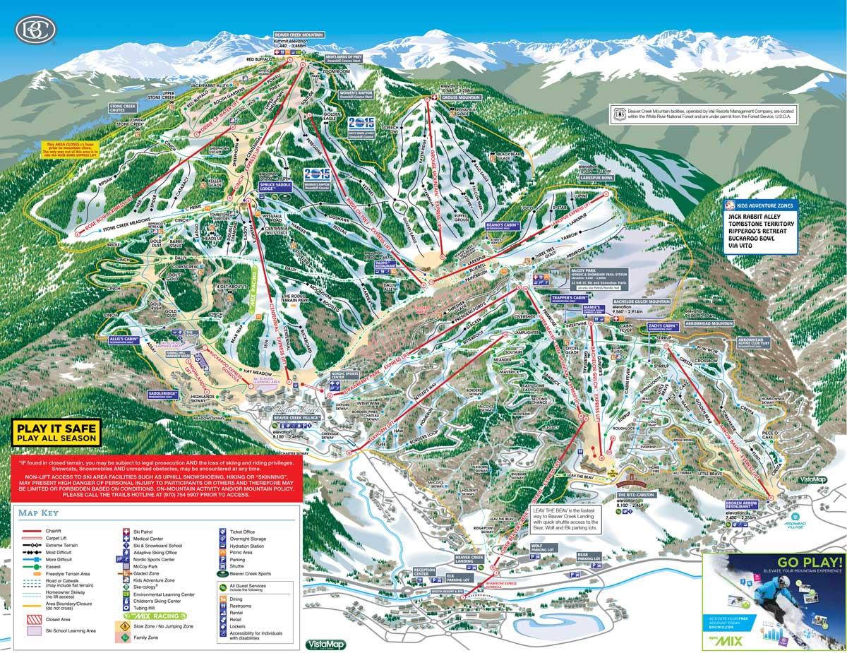 beaver creek ski resort, colorado ski resorts, colorado ski packages